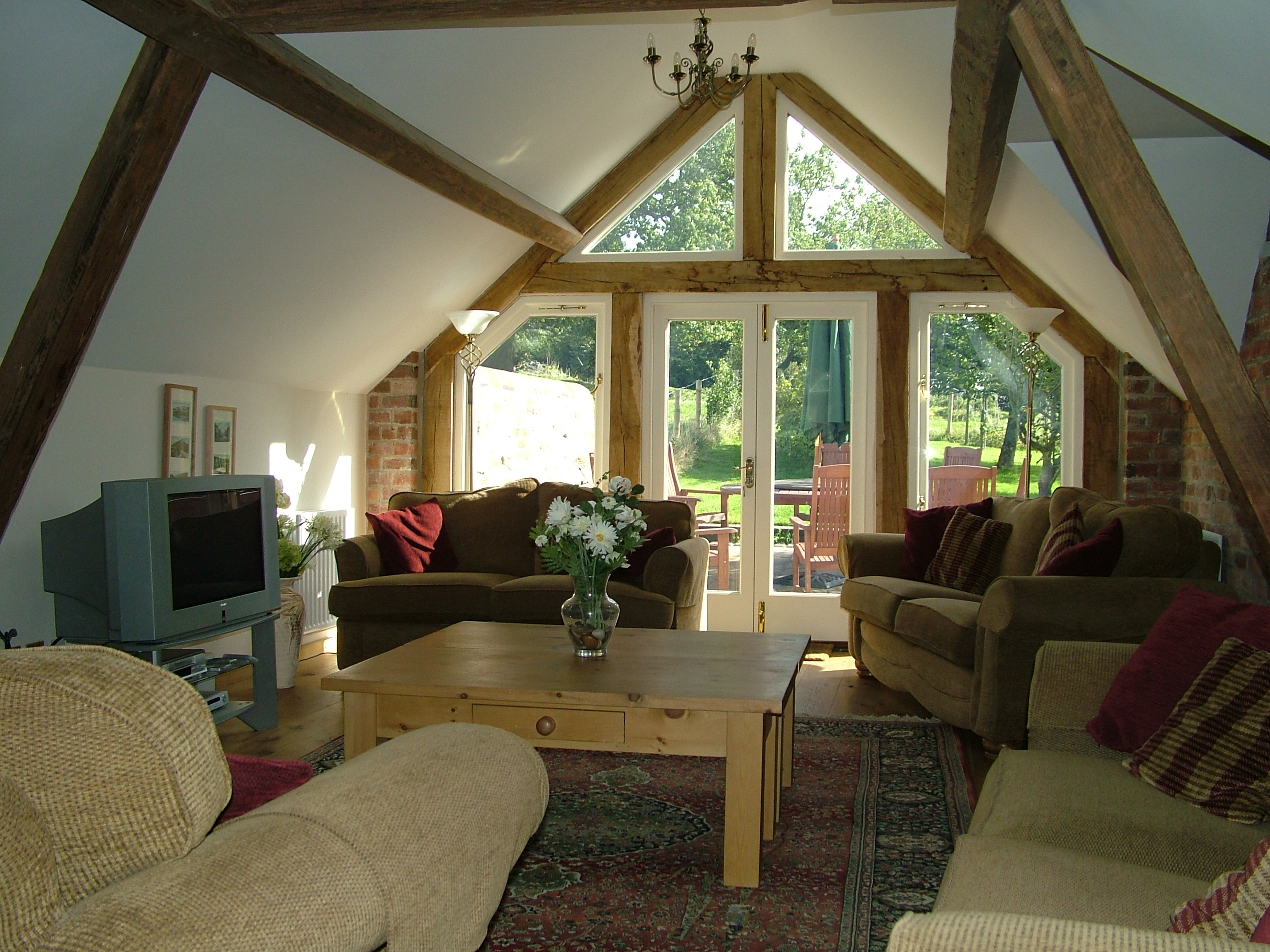 Five star holiday cottages Derbyshire
