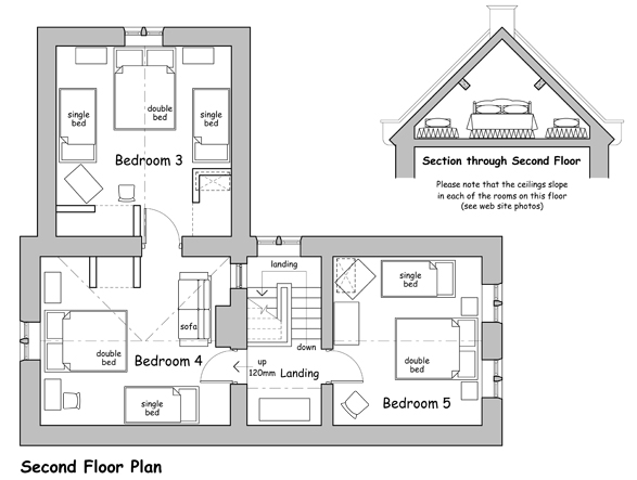 Holiday house floor plans House design plans
