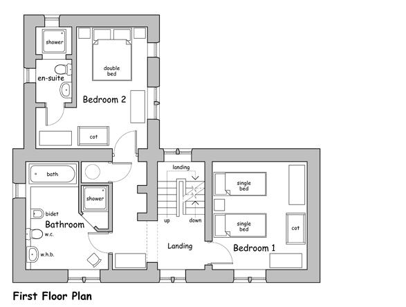Cottage Floor Plans Offcote Grange Cottage Holidays