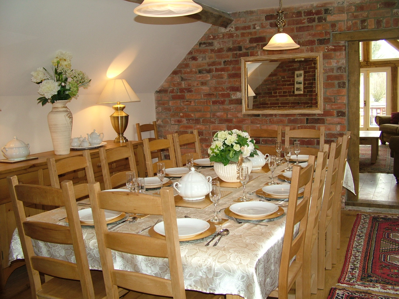 Self Catering Holiday Cottages Derbyshire