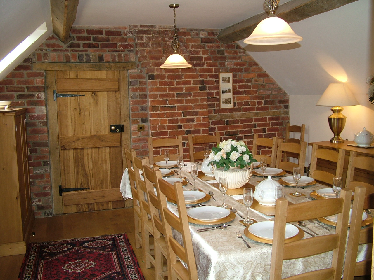 self catering cottage peak distirct