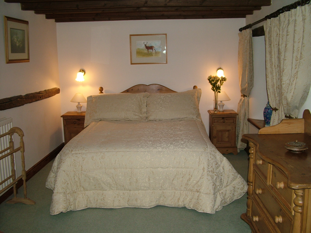 Holiday Cottages Derbyshire