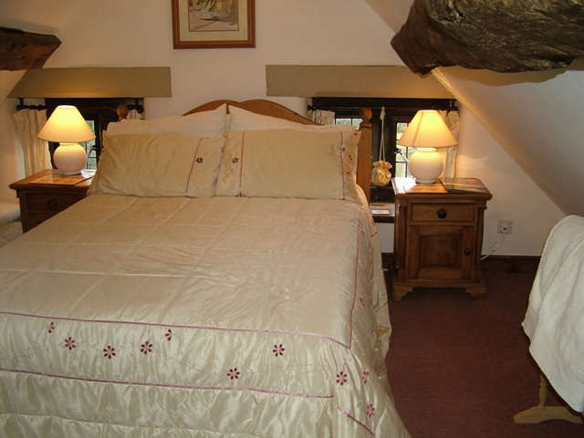 peak district self catering cottage