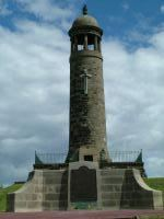 Crich Stand monument nr Matlock