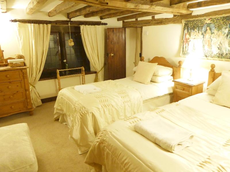 Hillside Croft Bedroom