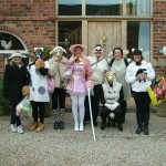 cottages for hen parties Derbyshire