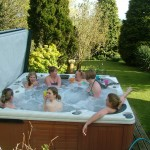 Cottages with hot tubs Derbyshire