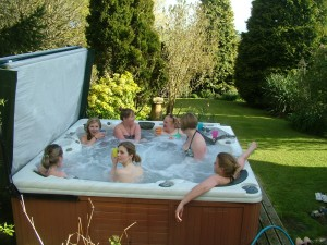 Cottages with Hot Tub Derbyshire