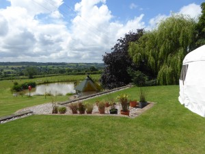 Scenic wedding party venue Derbyshire