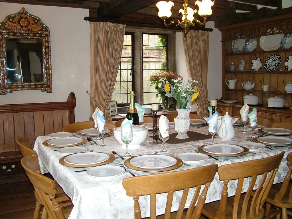 Large luxury cottage in Derbyshire