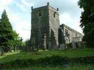 Tissington Church