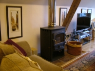 Billys-Bothy-lounge-with-log-stove-and-wi-fi