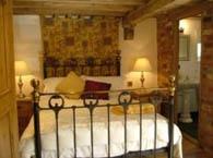 Billys Bothy bedroom 1 with en suite shower